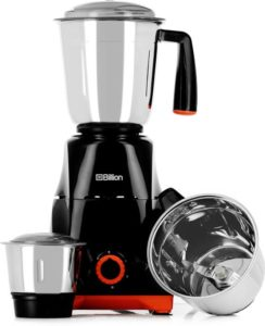 Billion Power Grind 750 W - Best Mixer Grinder in India