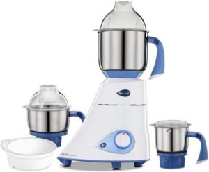 Preethi Blue Leaf Diamond 750 W Mixer Grinder