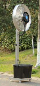Eurokraft - Fan with Mist Spary India Price