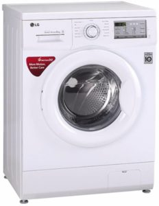 Best Fully Automatic washing machines in India - LG FH0H3NDNL02