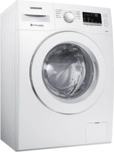 Samsung Fully Automatic Front Load Washing Machine WW60M206LMW TL