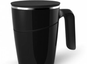 ShopAIS Suction Coffee Mug