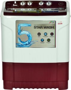 Godrej 7 kg Semi Automatic Washing Machine WS 700 CT