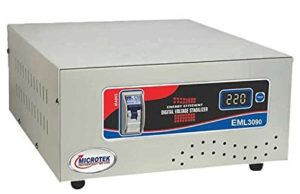 Microtek EML3090+ Mainline Voltage Stabilizer India