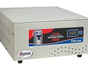 Microtek EML3090+ Mainline Voltage Stabilizer India