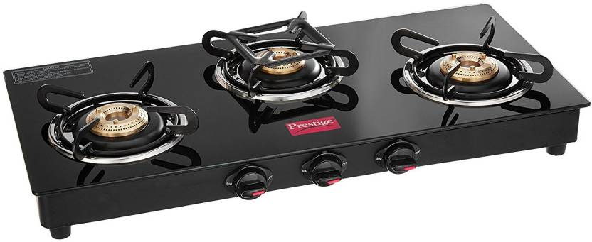 Prestige Marvel - Best Glass Top Gas Stove in India