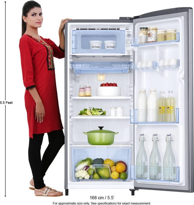 best frost free single door refrigerator in india