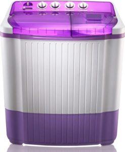 MarQ 7.5 kg Semi Automatic Top Load Washing Machine MQSA75 REview