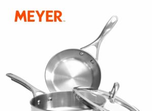 Meyer - Best Stainless Steel Cookware Brands in India