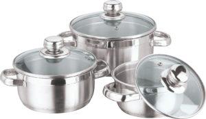 Vinod Cookware Set Breman Sauce Pot
