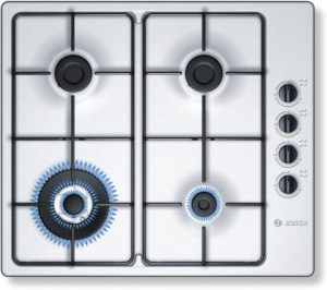Bosch Serie 2 60 cm Stainless Steel Hob PBH615B8TI Review