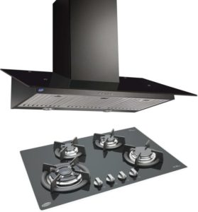 Glen Hob and Wall Mounted Chimney Combo Review & Price