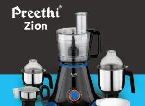 Preethi Zodiac Vs Zion Mixer Grinder
