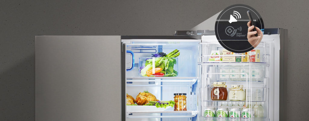 Best LG Refrigerator with Smart Diagnostic