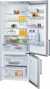 Bosch Bottom Freezer Refrigerator India