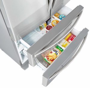 Whirlpool Bottom Freezer Fridge India