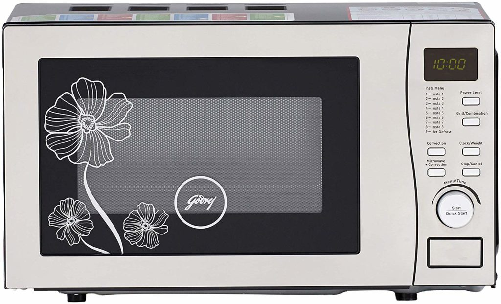 Godrej 20 L Convection Microwave Oven GMX 20 CA5 MLZ Price & REview in India