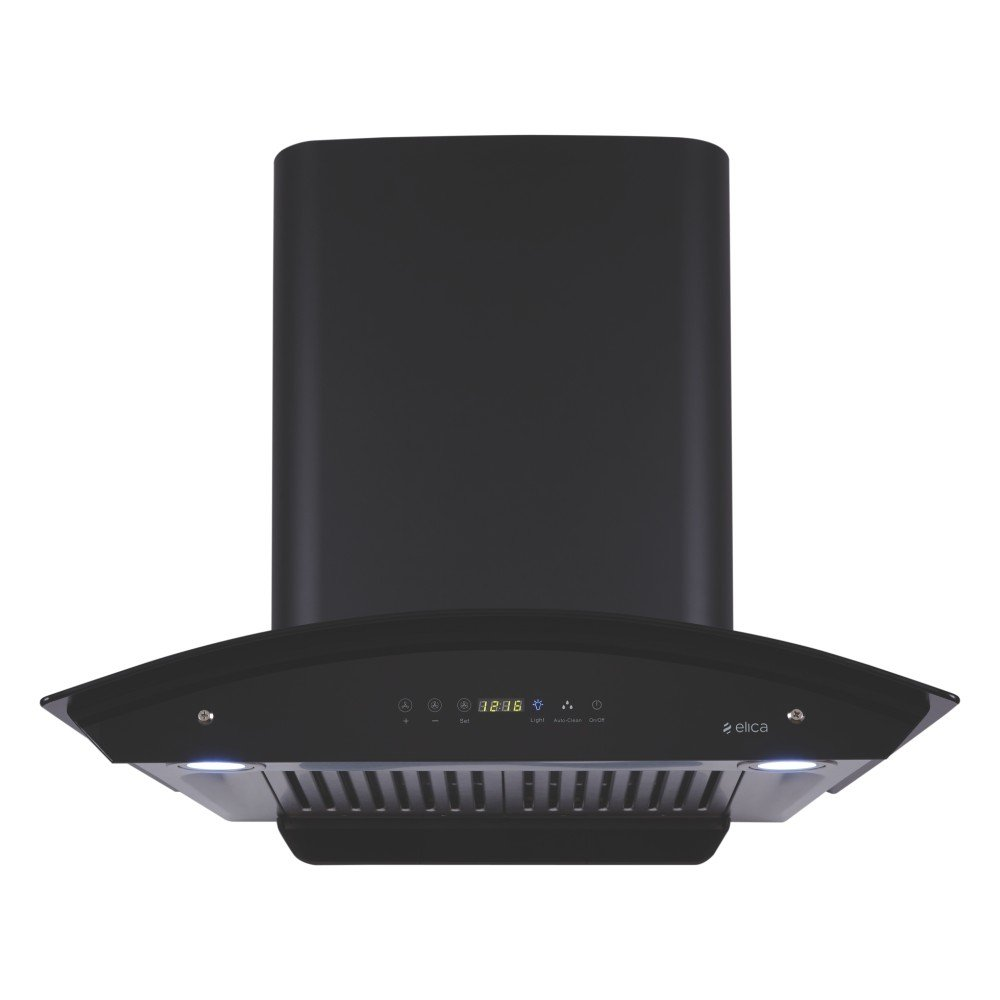 Elica 60 Cms WD HAC TOUCH BF 60 Kitchen Chimney