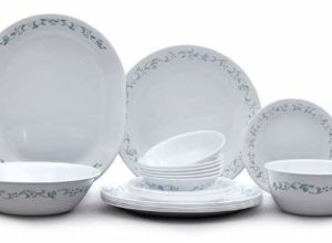 Best Dinner Set in India - Corelle Livingware Country Cottage