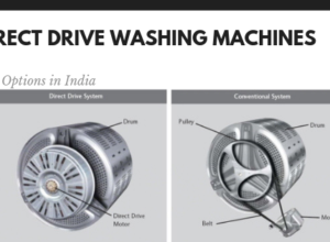 Best Direct Drive Washing Machines in India - LG, Bosch, Samsung, Whirlpool