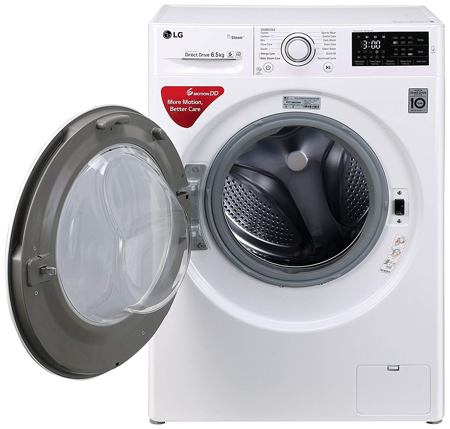 Does LG make better washing machines vs Bosch