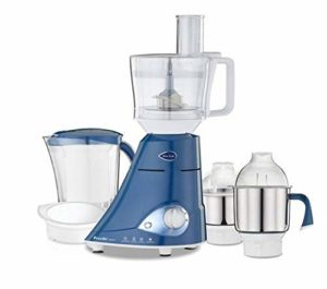 Preethi Zodiac vs Blue Leaf Mixer Grinders - A Detailed comparison of price and features