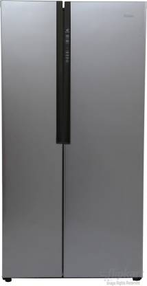Haier HRF-618SS Side by Side Frost Free Refrigerator Review