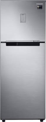 Samsung double door refrigerator RT28M3424S8 HL vs Haier Fridge