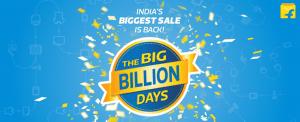 Washing Machine Offers at Flipkart Big Billion Days 2019