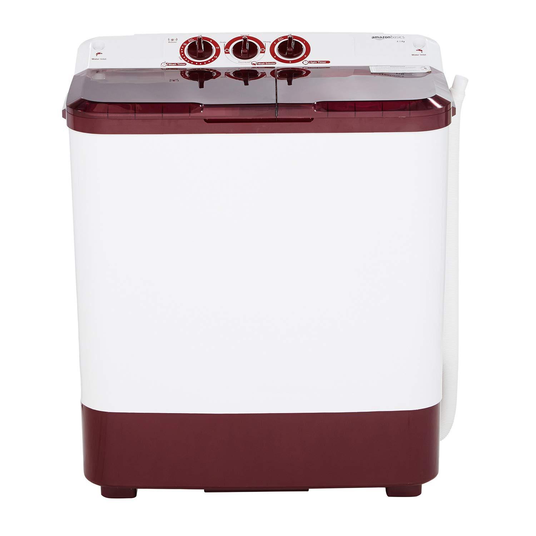 AmazonBasics 6.5 KG Washing Machine Review
