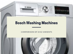 Bosch WAT24464in vs WAT24463in vs WAT2846win vs WAT2846sin