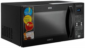 IFB 30BRC2 Convection Microwave Oven Review and Comparison with Samsung