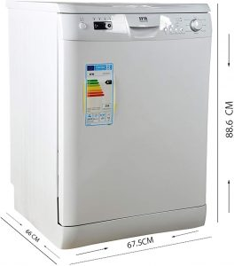 Neptune WX Review - Dishwasher by IFB