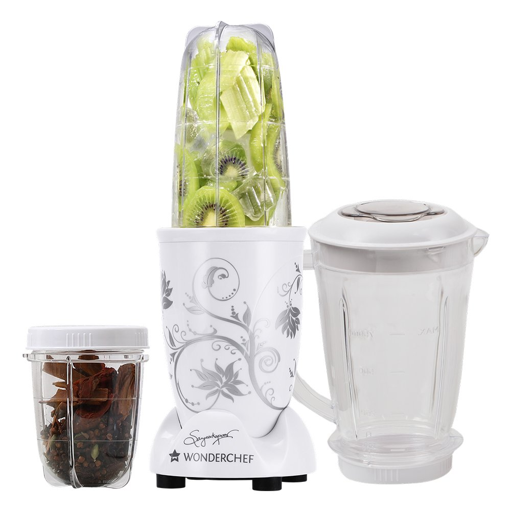 Wonderchef Nutri-Blend 400-Watt Blender Price & Reviews India