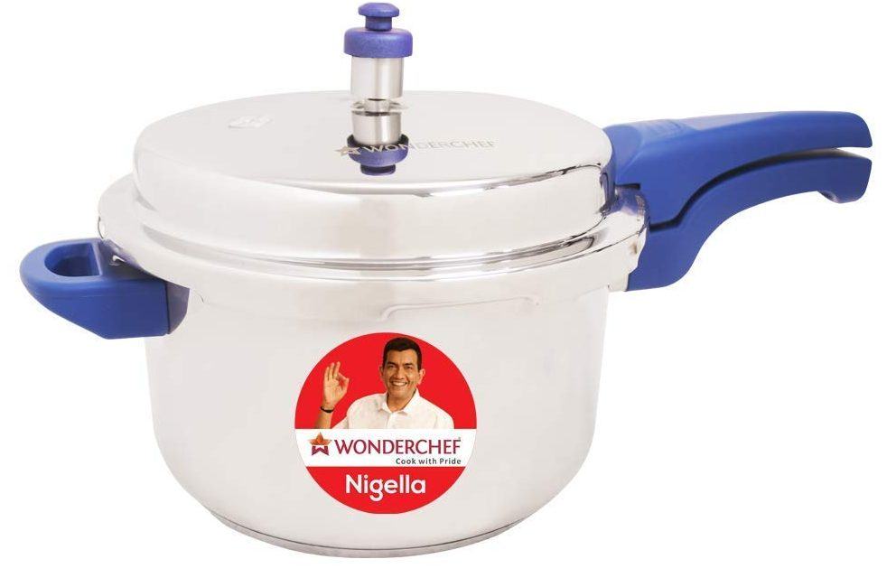 Wonderchef Nigella Stainless Steel Pressure Cooker