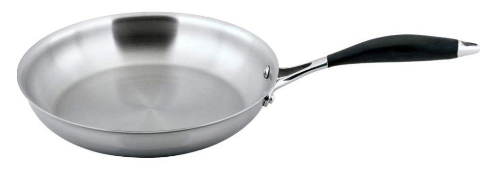 Wonderchef Stanton Stainless Steel Fry Pan