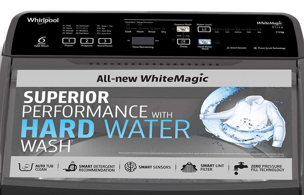 Wash Cycles - WhiteMagic Elite vs Royal Plus